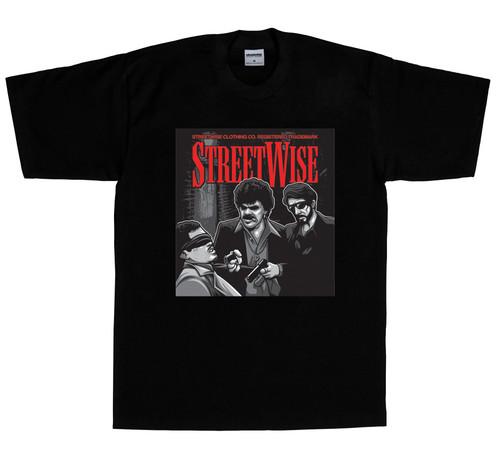 Streetwise Hustler's Way T-Shirt