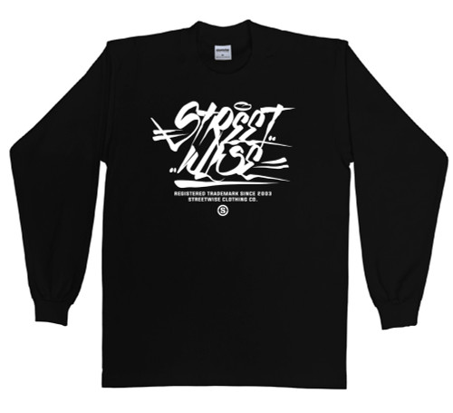 Streetwise Strike Long Sleeve Tee