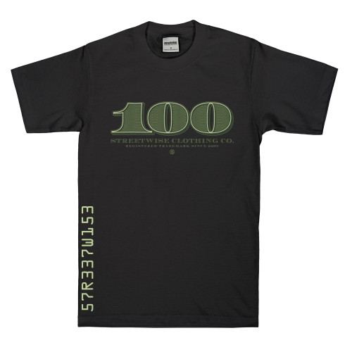 Streetwise Pay Homage T-Shirt