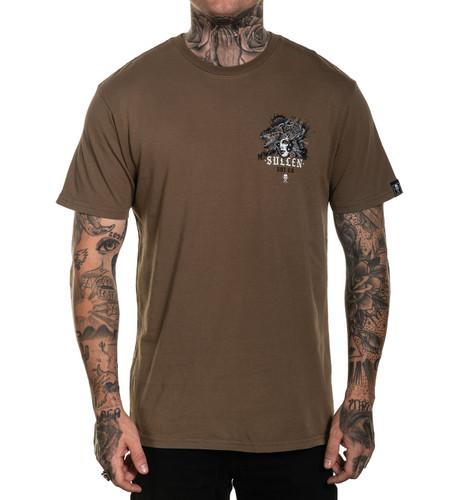 Sullen Resin T-Shirt (back)