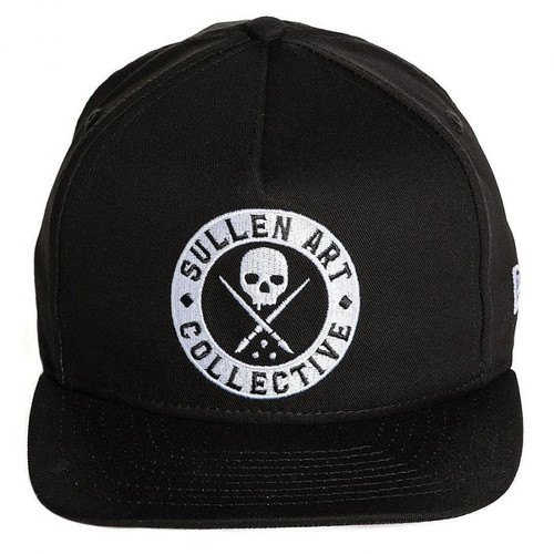 Sullen Staple Snapback Hat
