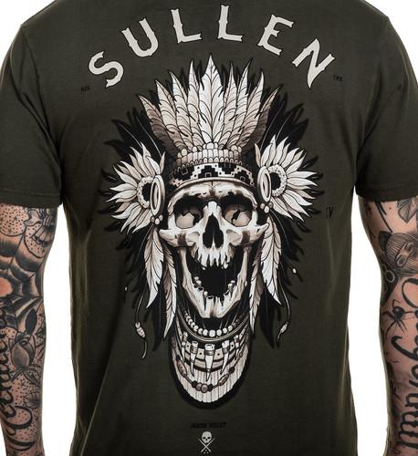 Sullen Holst Badge T-Shirt