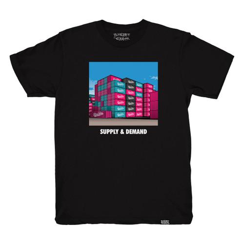 Street Dreams Demand Tee T-Shirt (front)