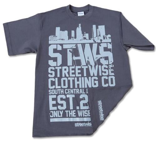 Streetwise Survivor T-Shirt