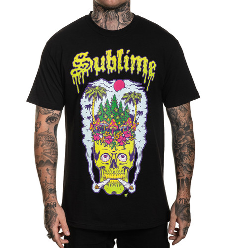 Sullen Head High T-Shirt