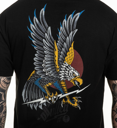 Sullen Screaming Eagle T-Shirt