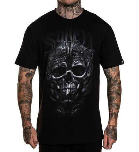 Sullen Ellen Skull T-Shirt