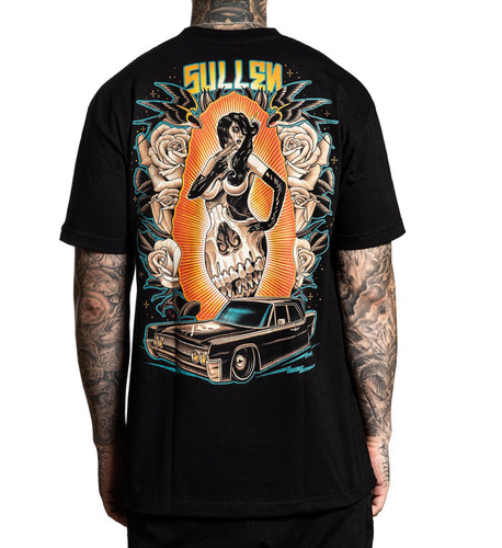 Sullen Femme Fatale T-Shirt
