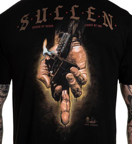 Sullen Burned T-Shirt