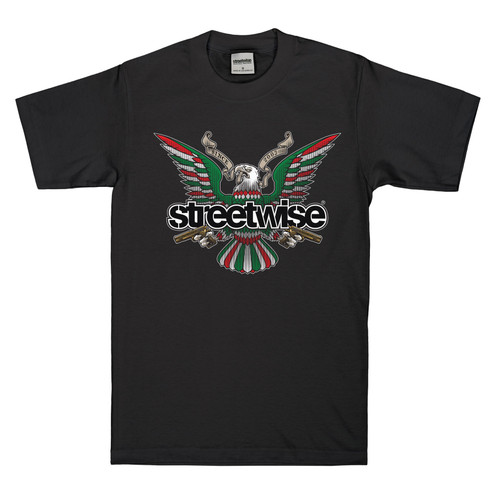 Streetwise Dipped T-Shirt