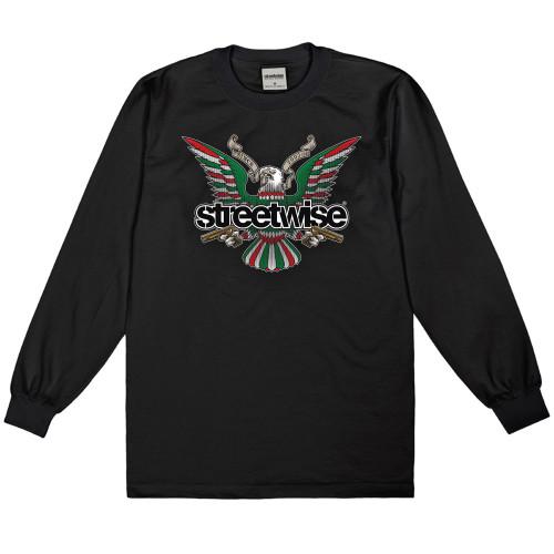 Streetwise Dipped Long Sleeve Shirt