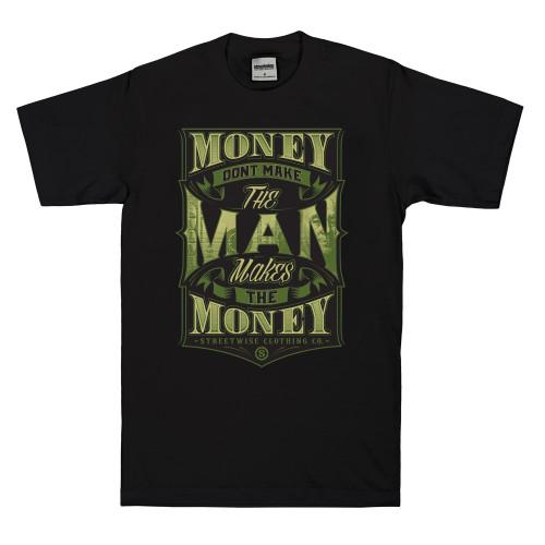 Streetwise The Man T-Shirt