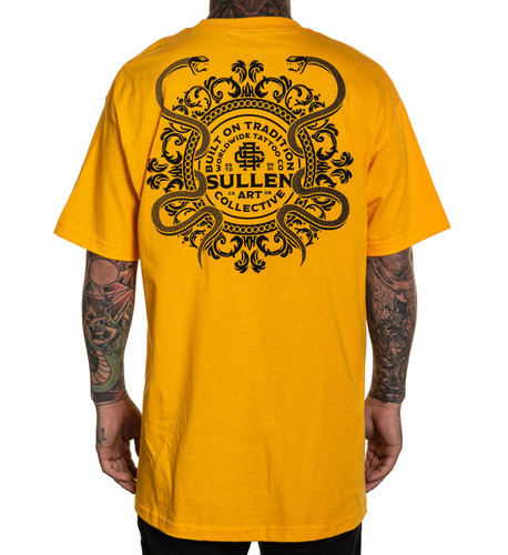 Sullen Breast Ornate T-Shirt