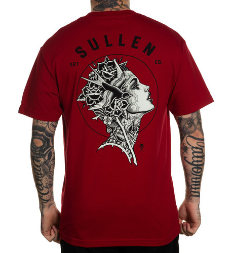 Sullen Sparrow Throned T-Shirt