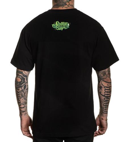 Sullen Lime Script T-Shirt