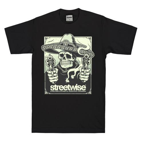 Streetwise Gunsmoke T-Shirt BLK