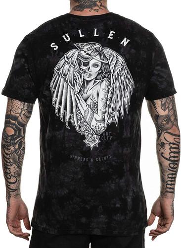 Sullen Saints & Sinners T-Shirt back