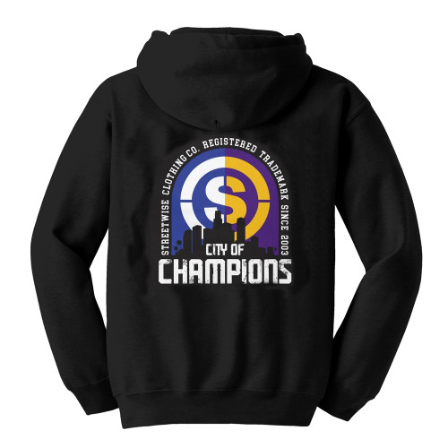 Streetwise City of Champions Hoodie