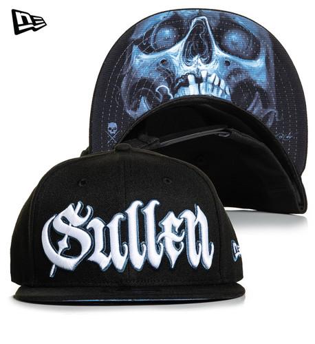 Sullen Kobasic Skull Snapback