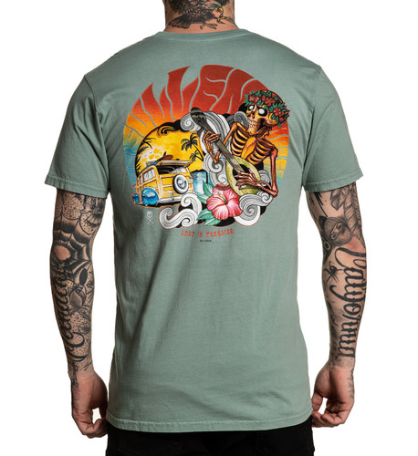 Sullen Lost in Paradise T-Shirt