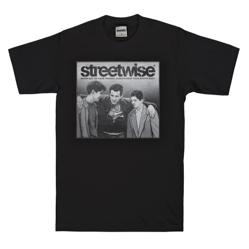 Streetwise Lessons T-Shirt