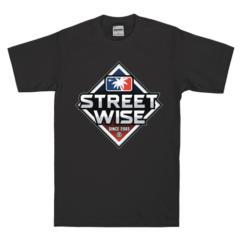 Streetwise Game On T-Shirt
