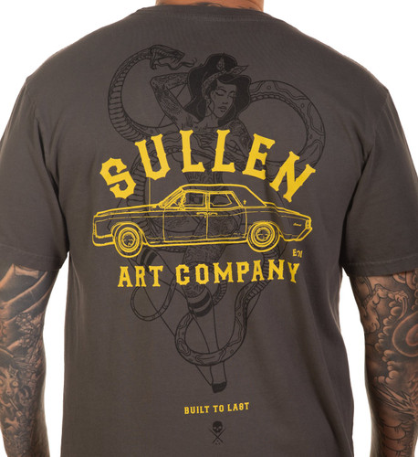 Sullen Lincoln T-Shirt