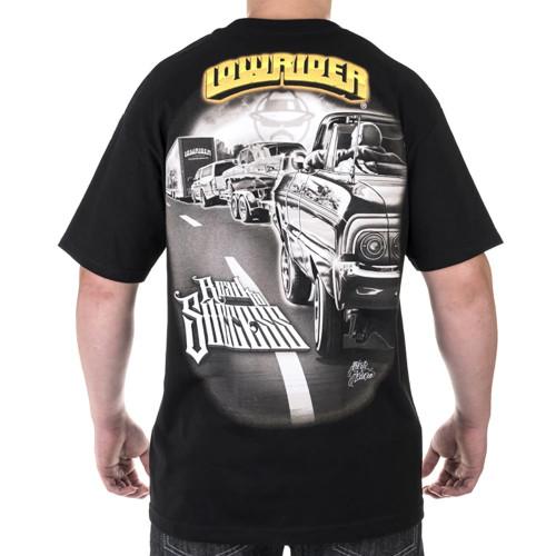 Lowrider Road Trip T-Shirt
