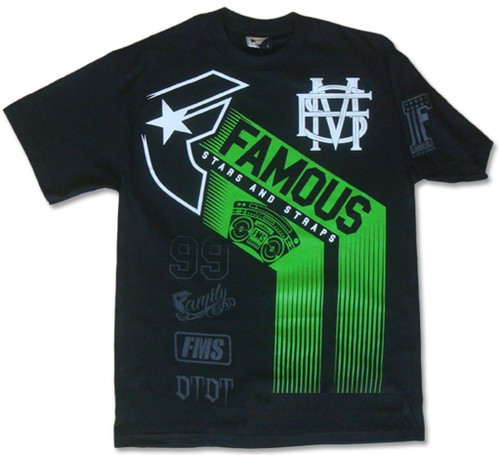 Famous Way Accelerate T-Shirt