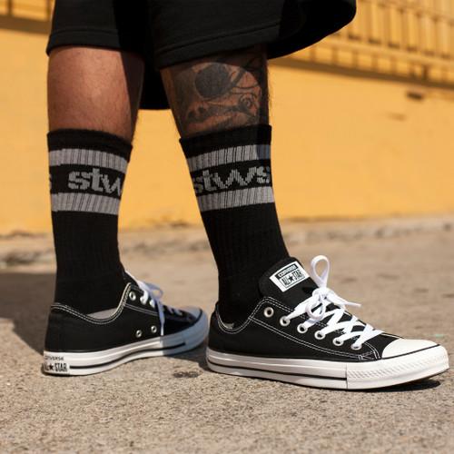 Streetwise STWS Socks (Black)
