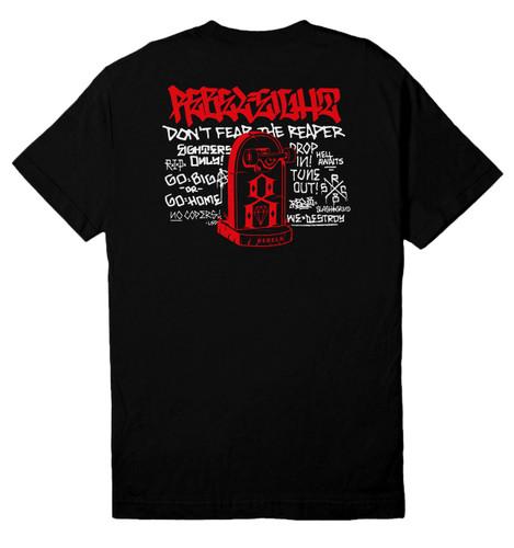 Rebel8 Young Till Death T-Shirt