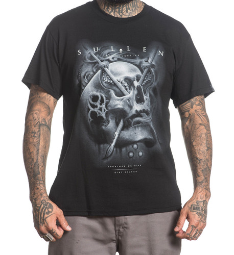 Sullen Silver Badge T-Shirt