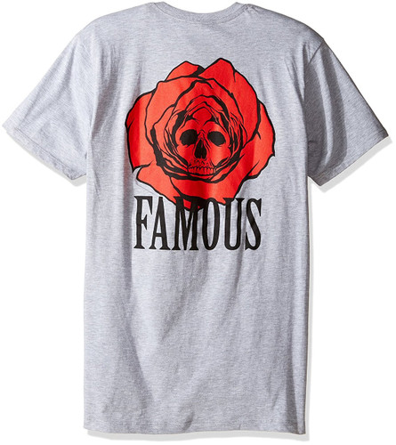 Famous Stars and Straps Dead Rose T-Shirt