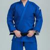 JuDo Practice Uniform (JDF style) - Blue
