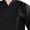 KHF Black Jacket (Takes 1- 2 weeks to make this product)