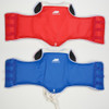 Chest Guard (set of blue and red)
