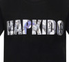 HAPKIDO in English T-Shirts Black