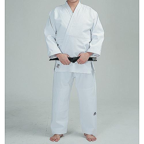 JuDo Practice Uniform (JDF Style) - White