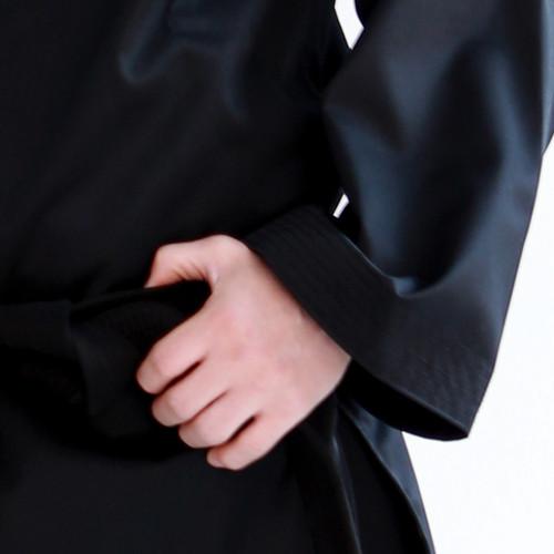 Black Elite HapKiDo Uniform (Takes 1- 2 weeks to make this product)