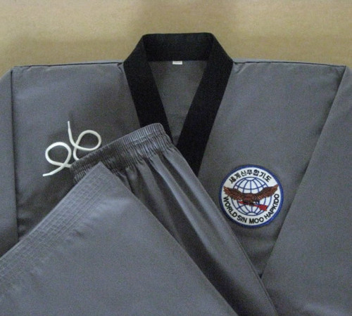 Sinmoo Hapkido Official Uniform (Takes 1- 2 weeks to make this product)