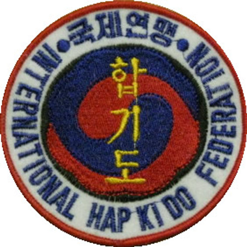 International Hapkido Federation Patch