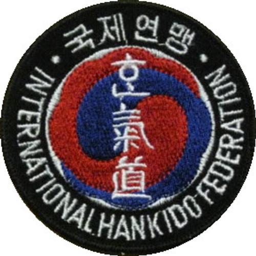International Hankido Federation Patch