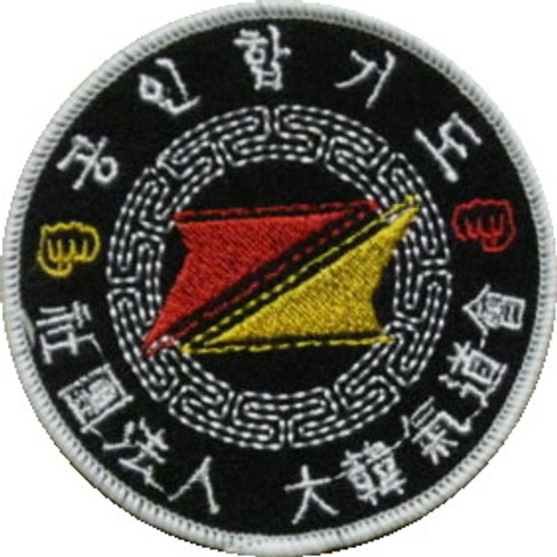 Kido Federation Patch