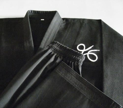 JuDo Practice Uniform Black