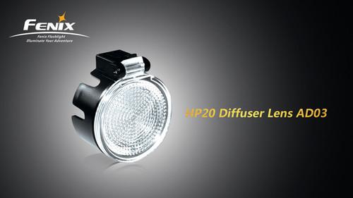 Fenix AD03 HP20 Diffuser