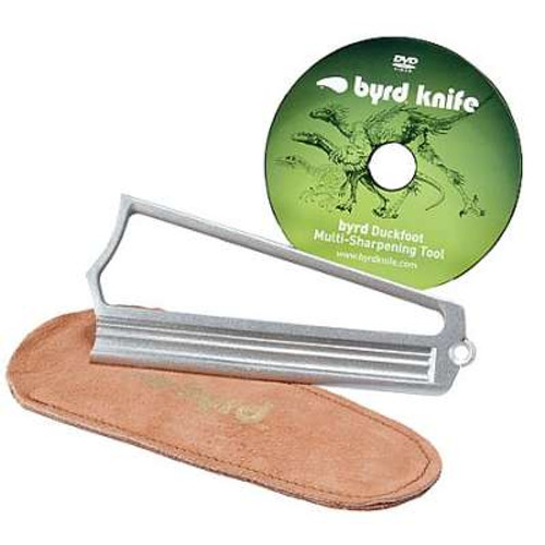 Byrd Knife Duckfoot Diamond Sharpener