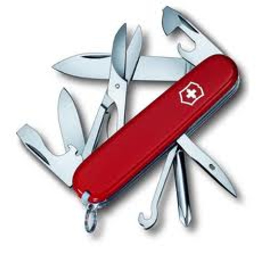 Victorinox Super Tinker (Red)
