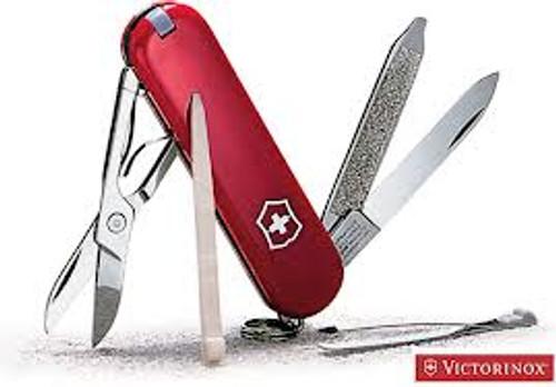 Victorinox Classic (Red)