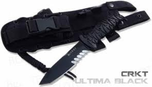 CRKT - Black Ultima