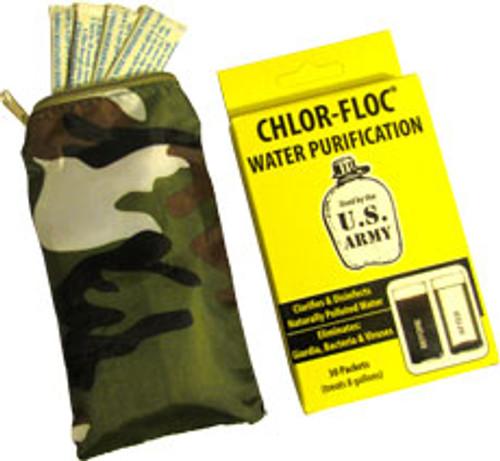 ChlorFloc Water Purification